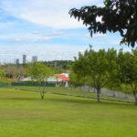 Brian Chong Wee Park Views to Darwin city
