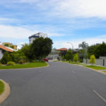 City Valley Estate Villaflor Crescent / Hazelbane Place intersection